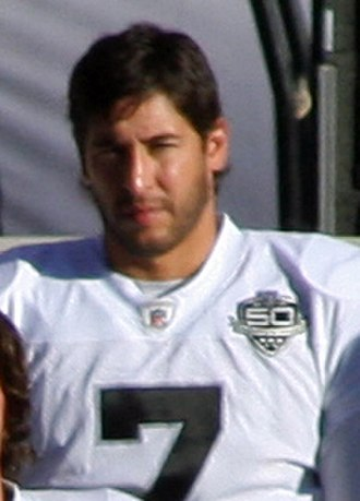 History of the Buffalo Bills - J. P. Losman was the first in a string of unsuccessful Bills quarterbacks in the 2000s.