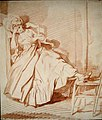 Louis-Roland Trinquesse Study of a sleeping young woman.jpg