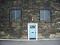 Lower Clough Mill, Doorway - geograph.org.uk - 695468.jpg
