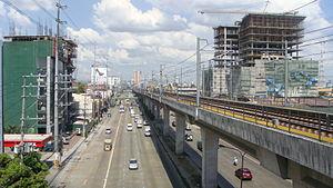 Balintawak LRT station - Image: Lrt 1jfb