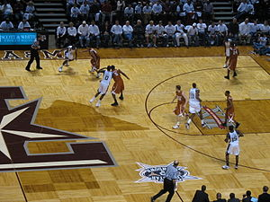 State Farm Lone Star Showdown - 2007–08 Lone Star Showdown Basketball Game in College Station, TX