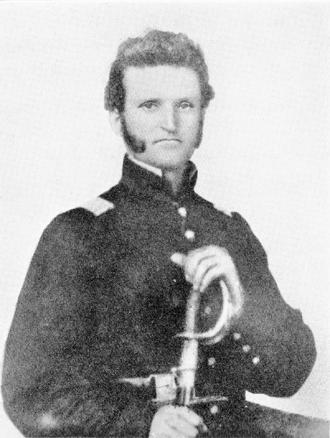 2nd Iowa Volunteer Infantry Regiment -  James B. Weaver