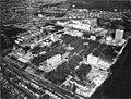 Luchtfoto van de Medische Faculteit van de Rooms Katholieke Universiteit. Linksonder een stukje Van F21075.jpeg