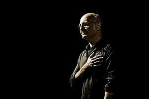 Ludovico Einaudi - Einaudi in 2012.