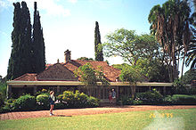 Il museo dedicato a Karen Blixen