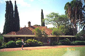 Karen Blixen Museum, Nairobi, Kenya