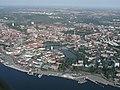 Luftaufnahme des alten Kieler Stadtzentrums - panoramio.jpg