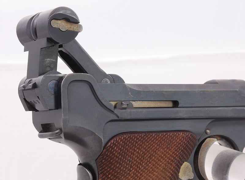 Streitmacht Thema Anzeigen Pistole Luger 08 Parabellum