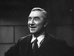 Bela Lugosi i filmen Hämndens vinger (1940).
