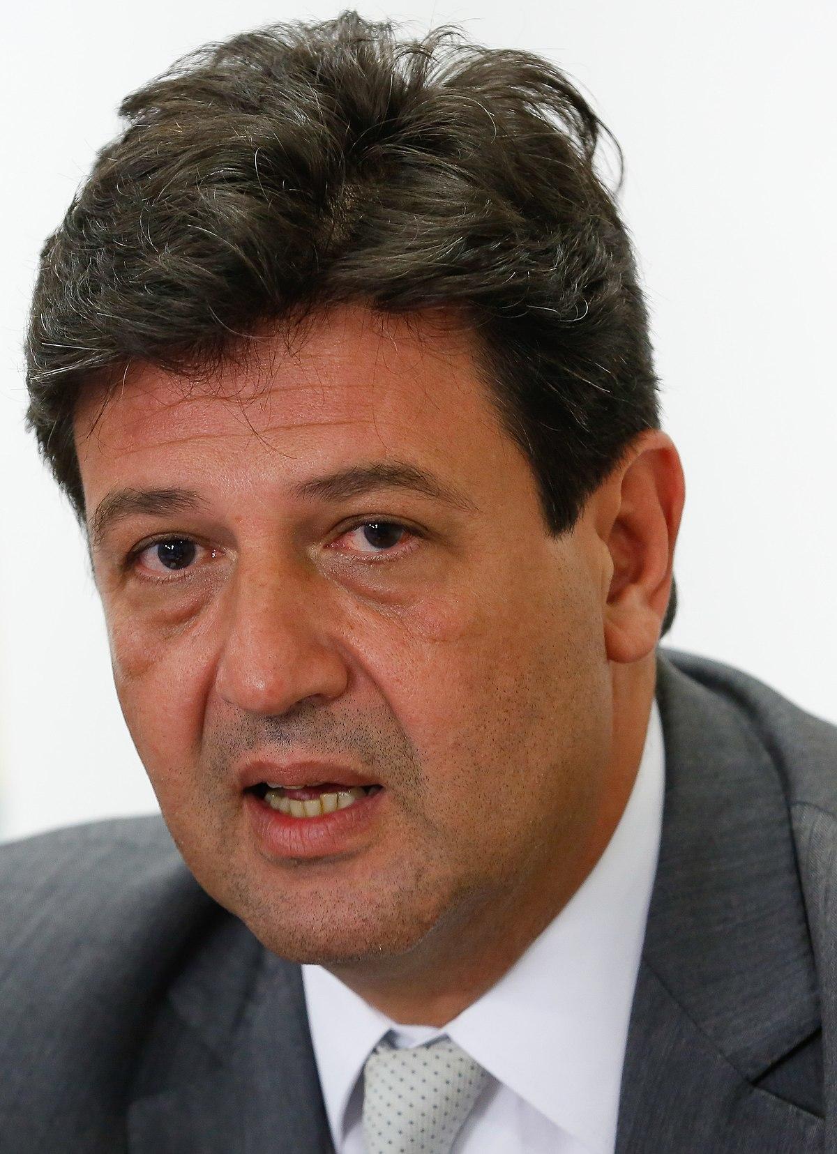 Luiz Henrique Mandetta – Wikipédia, a enciclopédia livre