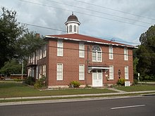 Lutz FL old elem school01.jpg