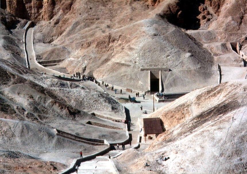 Luxor, Tal der Könige (1995, 860x605)