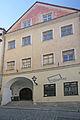 Měšťanský dům (Hradec Králové), Rokitanského 74.JPG