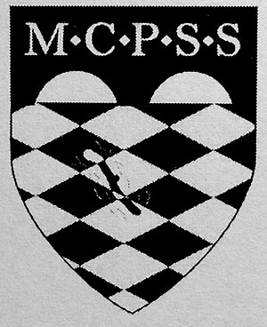 Poohsticks - The logo of the MCPSS, circa 2013