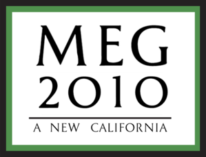 California gubernatorial election, 2010 - Whitman's campaign logo