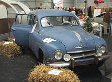 koda 1201, typ 980 (1955 – 1961)