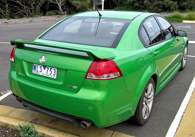 2011 Holden Ve Ii Commodore Sportwagon Sv6. Posted 14 April 2011 - 09:42