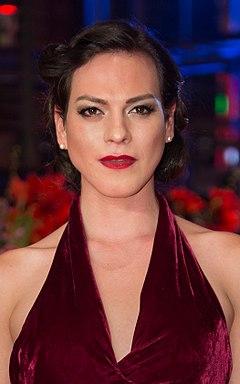 MJK33409 Daniela Vega (A Fantastic Woman, Berlinale 2017) crop.jpg