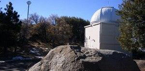 Mount Laguna Observatory - Image: MLO 1 npaci