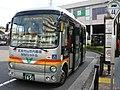 MM-Shuttle F36 at Tamagawajōsui Station.jpg