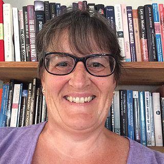Monica Grady British space scientist