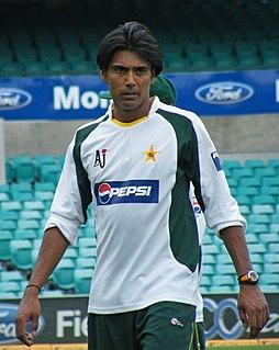 Mohammad Sami Pakistani cricketer