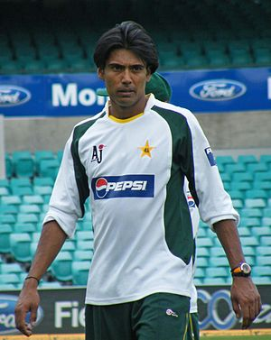Mohammad Sami of Pakistan Cricket
