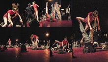 Vienna International Dance Festival - Prix Jardin dEurope