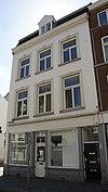 foto van Hoekpand Statenstraat.