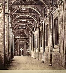 Logge di raffaello wikipedia for Decorazione stanze vaticane