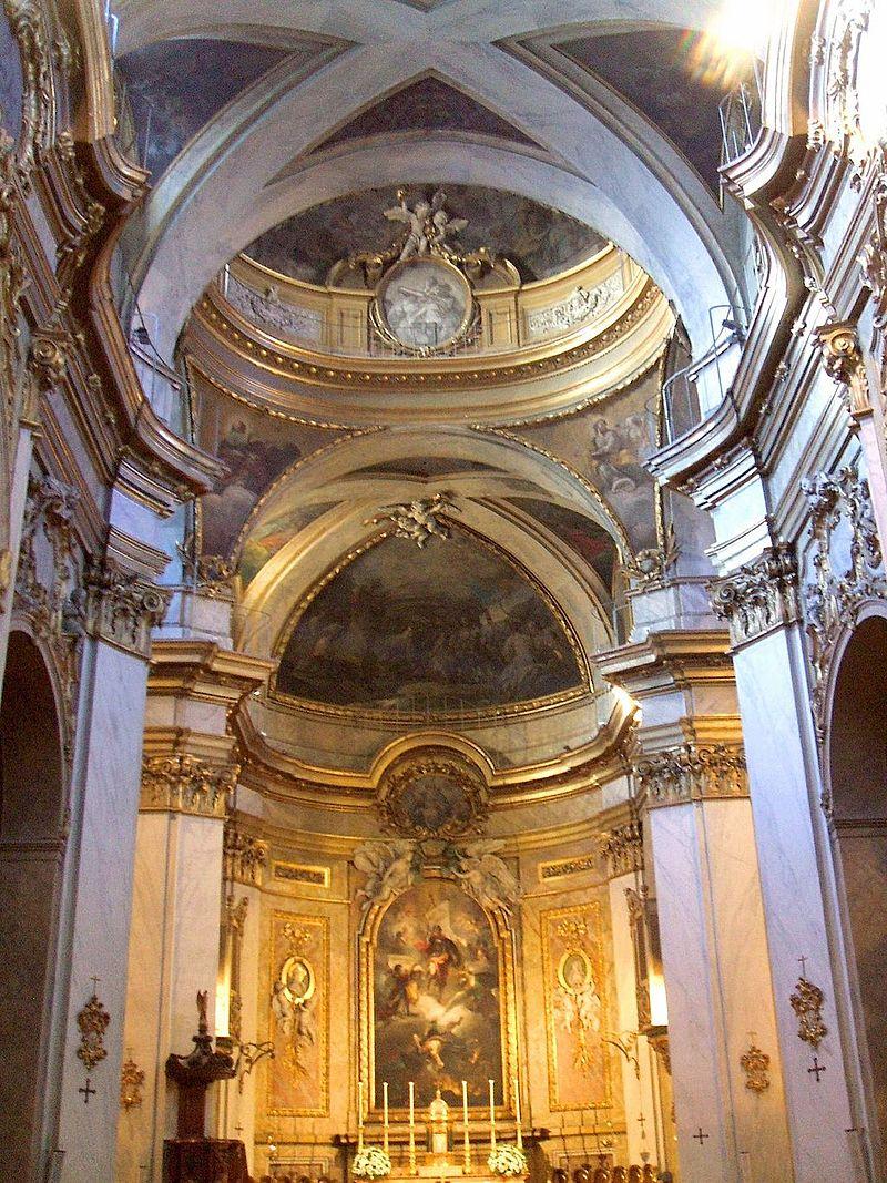 Madrid - Basilica Pontificia de San Miguel 01.jpg