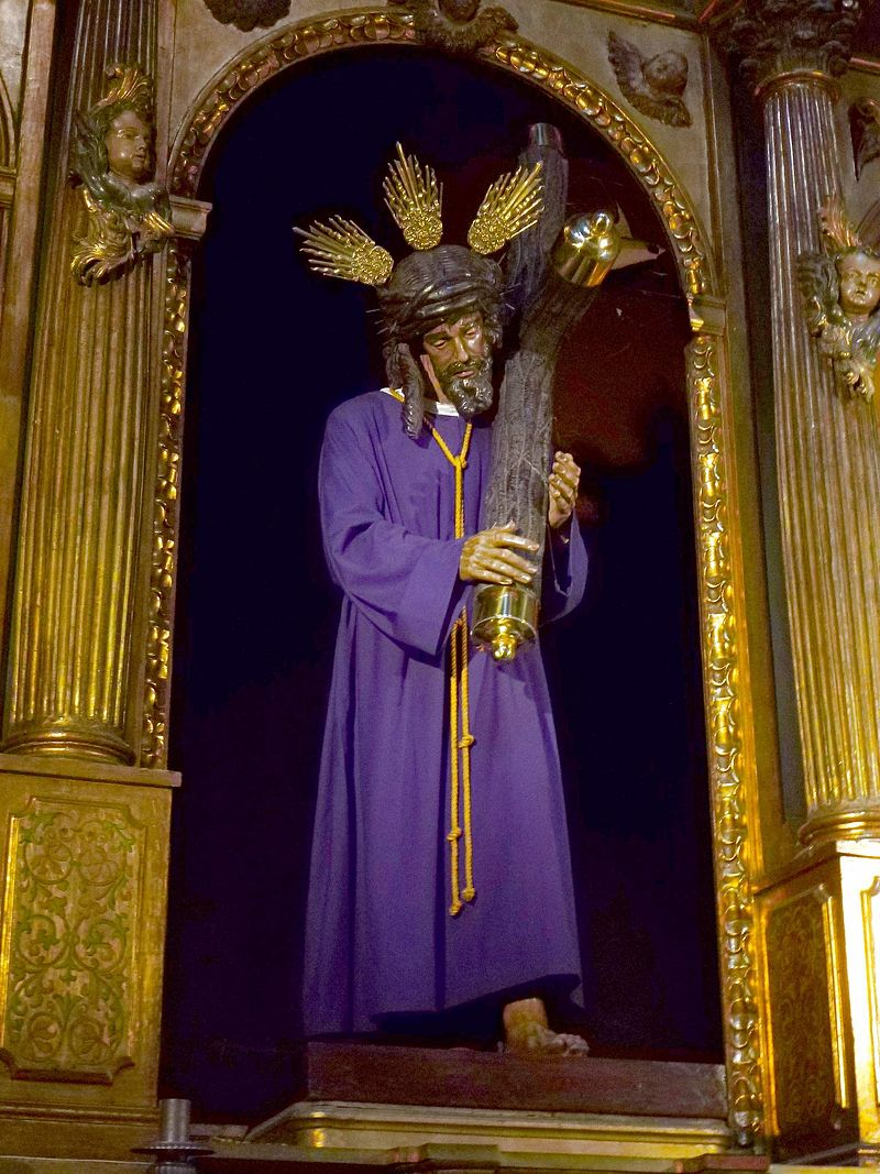 Madrid - Iglesia de Santa Cruz 31.JPG
