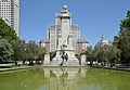 Madrid - Monum Cervantes 01.jpg