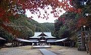 前神寺(愛媛県西条市)
