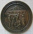 Maestro della leggenda di orfeo, sacrificio di un toro, 1500-1525 circa.JPG