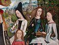 Maestro della leggenda di santa lucia, virgo inter virgines, 1475-1500 ca. (bruges) 10.JPG