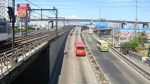 Magallanes MRT station - Image: Magallanes Interchange from the Magallanes MRT Station 2