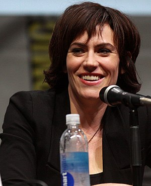 Maggie Siff - Siff at the 2013 San Diego Comic-Con International