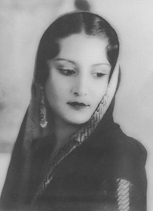 Panna State - Queen Kanchan Prabha Devi, wife of the King of Tripura Bir Bikram Kishore Debbarman and regent (1947 - 1949), was the daughter of Maharaja Yadvendra Singh of Panna