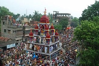 Rathayatra of Mahesh - Mahesh Rathayatra Festival, Serampore
