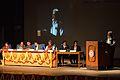 Mahidas Bhattacharya Addressing - Inaugural Function - Bengali Wikipedia 10th Anniversary Celebration - Jadavpur University - Kolkata 2015-01-09 2693.JPG