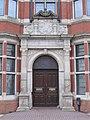Main doorway to County Hall, Beverley - geograph.org.uk - 2259253.jpg