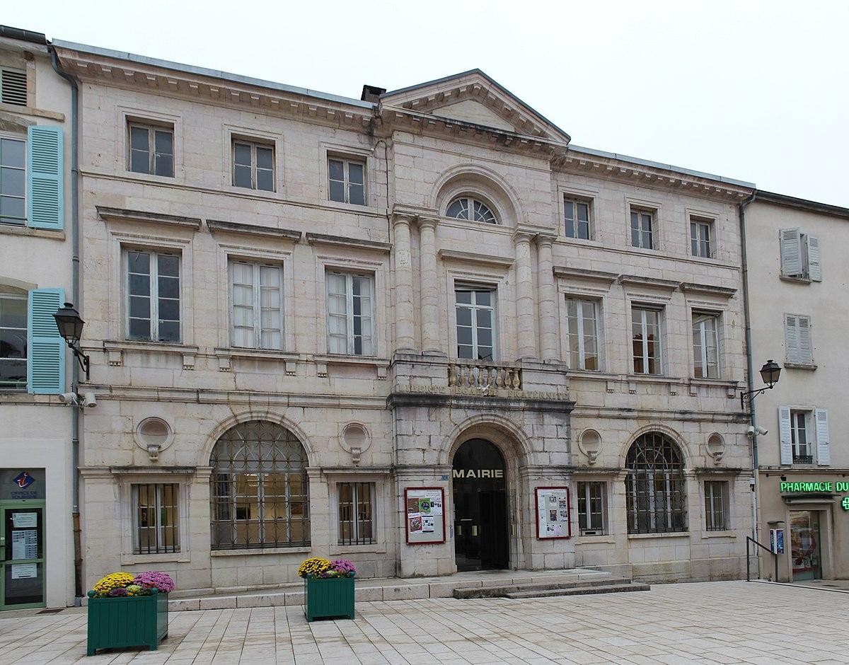 mairie saint amour jura 39