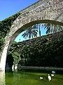 Majorque Palma Avinguda Antoni Maura Almudaina Jardin Bassin - panoramio.jpg