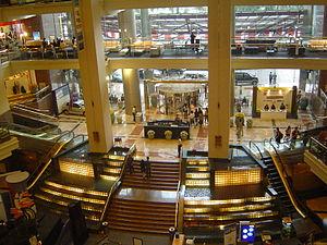 Mall in Jakarta