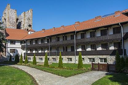 Manastir Manasija samostan