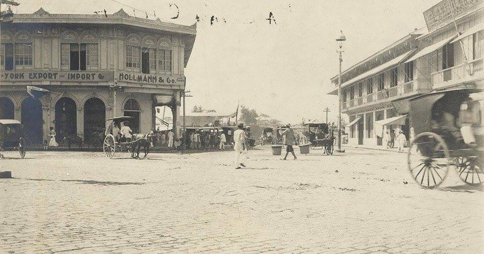 Manila plaza Moraga