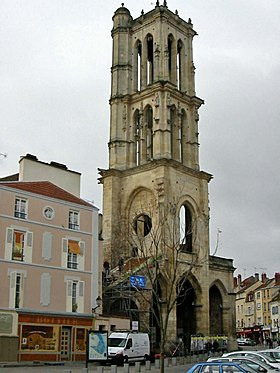 Glise saint maclou de mantes wikip dia for Salon mantes la jolie