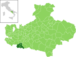 Montoro within the Province of Avellino