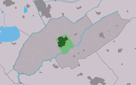 Location of Wolvega